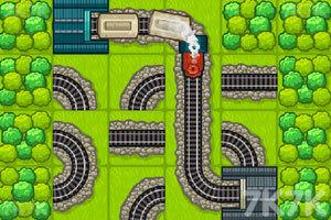 《火车铺路》截图4