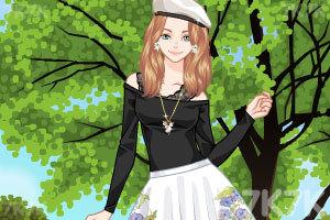 《雪纺纱裙》游戏画面2