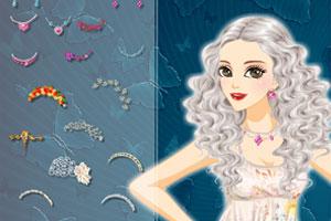 《时尚的发型》游戏画面1