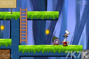 《老爹大冒险3无敌版》游戏画面1