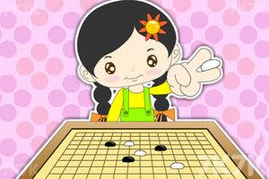 萝莉五子棋