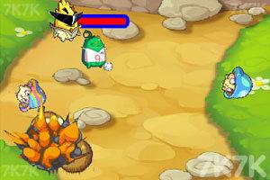 《燃烧的蔬菜4》游戏画面2
