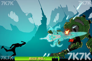 《邪恶力量中文无敌版》游戏画面2