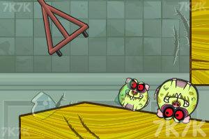 《家中灭鼠3》游戏画面5