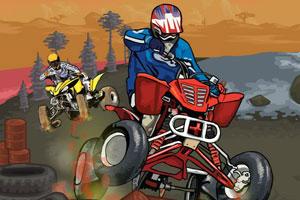《越野车大挑战》游戏画面1