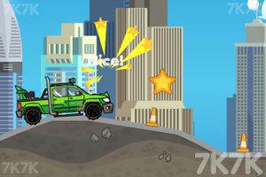 《城市卡车大挑战》游戏画面3