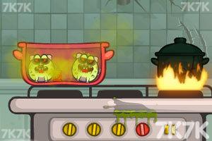 《家中灭鼠3选关版》游戏画面4