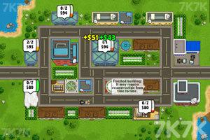 《运送水泥盖房子2无敌版》游戏画面2