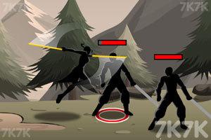 《暗影女忍者》游戏画面1
