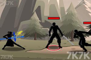 《暗影女忍者》游戏画面2
