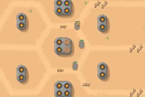《机器堡垒防御战》游戏画面2