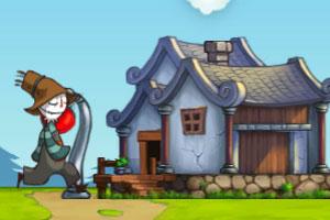 《快点跑哟》游戏画面1