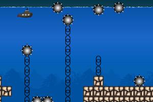 《潜水艇大作战》游戏画面1