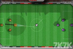 《欧洲杯大战》游戏画面1