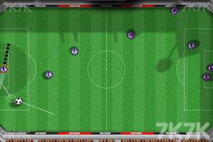 《欧洲杯大战》游戏画面2