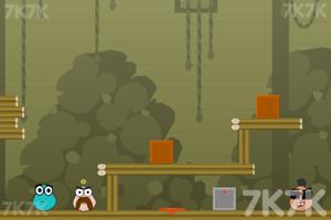 《蝌蚪历险记》游戏画面2