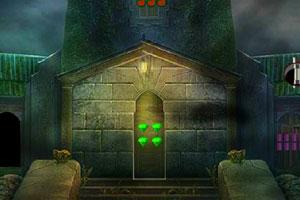《黑夜高塔逃脱》游戏画面1