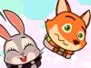 兔朱迪找狐尼克