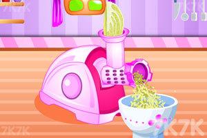 《迷你玉米饼》游戏画面2