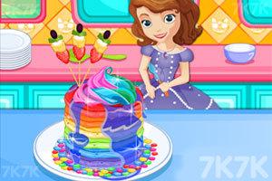 《彩虹煎饼》游戏画面3