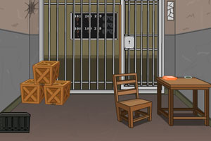 《逃出禁闭监狱》游戏画面1