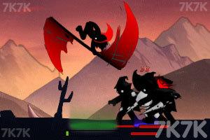《火柴人联盟1.2无敌版》游戏画面4