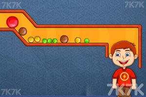 《吃货吃糖豆4》游戏画面3