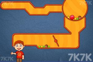 《吃货吃糖豆4》游戏画面1