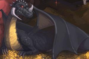 《龙巢宝藏》游戏画面1