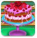 玫瑰海绵蛋糕