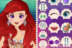 《小美人鱼的发型》游戏画面4