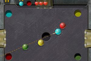 《弹珠进洞》游戏画面1