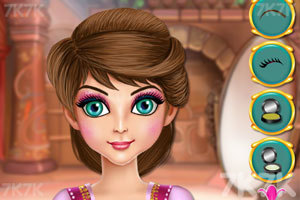 《公主的发型》游戏画面2