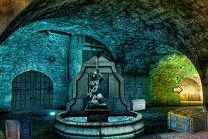 《救公主逃出城堡隧道》游戏画面1