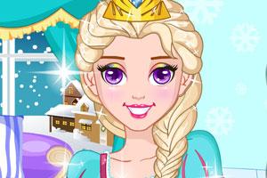 公主爱化妆