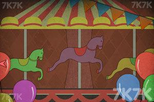 《小丑卧室逃脱》游戏画面3