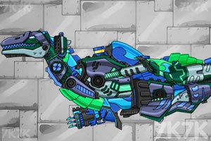《组装机械鱼龙》游戏画面1