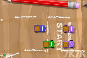 《迷你世界赛车》游戏画面4