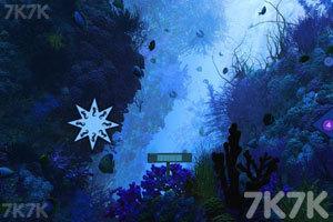 《水下海豚逃脱》游戏画面3