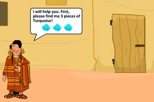 《逃离亚利桑那州沙漠》游戏画面1