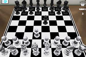 卡通国际象棋