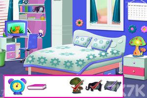 《朱迪打扫房间》游戏画面4
