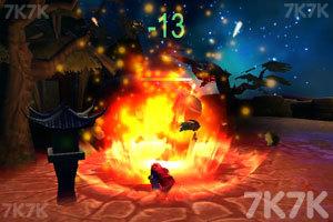 《历练者》游戏画面2