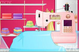 《赛琳娜的时尚》游戏画面3