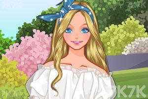 《夏季雪纺衣》游戏画面3