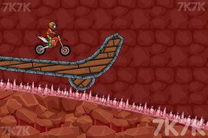 《摩托障碍挑战3》游戏画面7