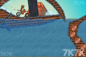 《摩托障碍挑战3》游戏画面2