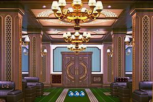 《逃出台球俱乐部》游戏画面1