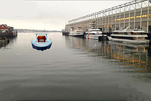 《南街海港逃脱》游戏画面1