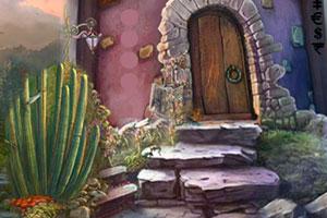 《幻想小镇逃脱》游戏画面1